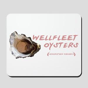 Wellfleet Oysters Mousepad