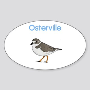 Osterville Sticker (Oval)