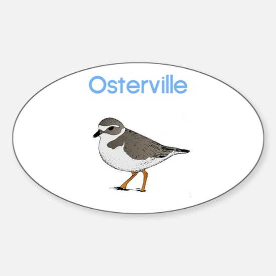 Osterville Sticker (Oval)