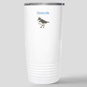Osterville Stainless Steel Travel Mug