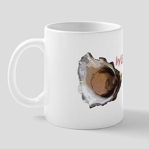 Wellfleet Oysters Mug