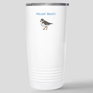 Nauset Beach Stainless Steel Travel Mug