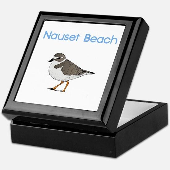 Nauset Beach Keepsake Box