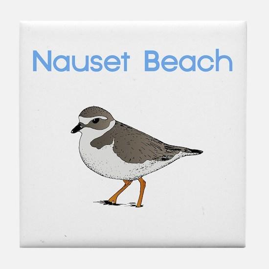 Nauset Beach Tile Coaster
