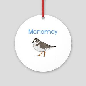 Monomoy Ornament (Round)