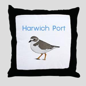 Harwich Port Throw Pillow