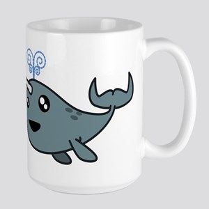 Narwhal! Large Mug