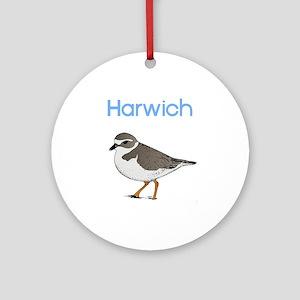 Harwich Ornament (Round)