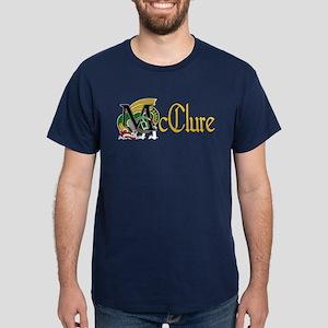McClure Celtic Dragon Dark T-Shirt