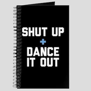 Grey's Shut Up & Dance It Out Journal
