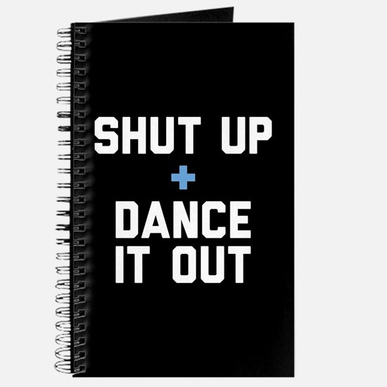 Grey's Shut Up & Dance It Out Journal
