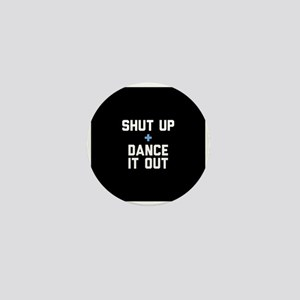 Grey's Shut Up & Dance It Out Mini Button