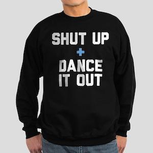 Grey's Shut Up & Dance It Out Sweatshirt (dark)