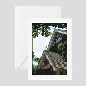 Church Cross Greeting Cards (Pk of 10)