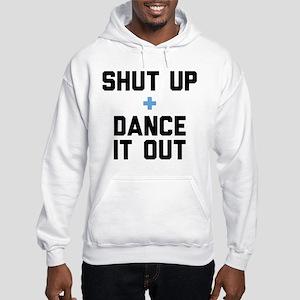 Grey's Shut Up & Dance It Out Hooded Sweatshirt