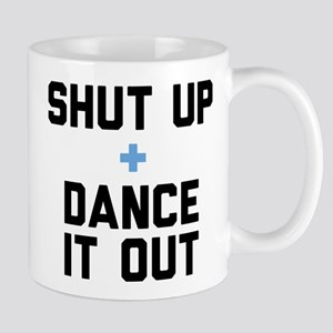 Grey's Shut Up & Dance It Out 11 oz Ceramic Mug
