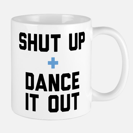 Grey's Shut Up & Dance It Out Mug