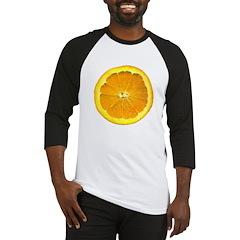 Orange Baseball Jersey