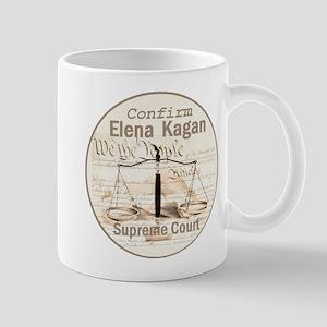 Kagan Supreme Court Mug