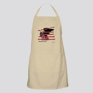 A Right to Debate Apron