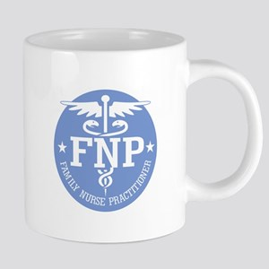Family Nurse Practitioner 20 oz Ceramic Mega Mug