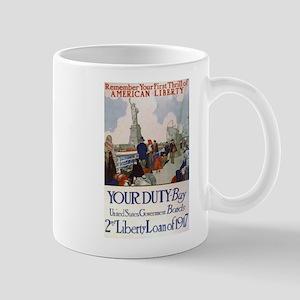 Buy US Government Bonds Mug