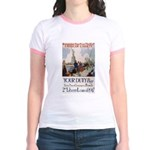 Buy US Government Bonds Jr. Ringer T-Shirt