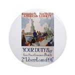 Buy US Government Bonds Ornament (Round)