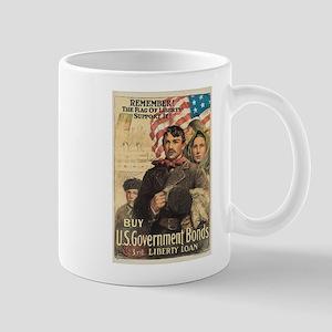 Remember the Flag of Liberty Mug