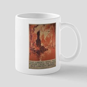 Fourth Liberty Loan Mug