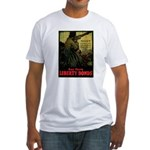 Buy More Liberty Bonds Fitted T-Shirt