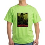 Buy More Liberty Bonds Green T-Shirt