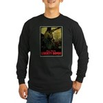 Buy More Liberty Bonds Long Sleeve Dark T-Shirt