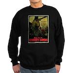Buy More Liberty Bonds Sweatshirt (dark)