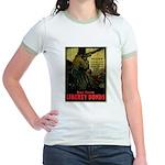 Buy More Liberty Bonds Jr. Ringer T-Shirt
