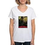 Buy More Liberty Bonds Women's V-Neck T-Shirt