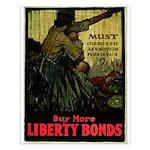 Buy More Liberty Bonds Small Poster