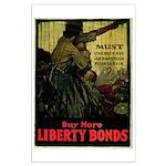 Buy More Liberty Bonds Large Poster