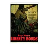 Buy More Liberty Bonds Postcards (Package of 8)