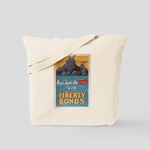 Beat Back the Hun Tote Bag