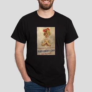 Daddy Bought Me a Bond Dark T-Shirt