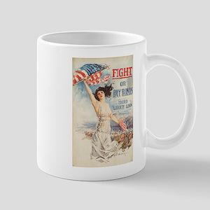 Fight or Buy Bonds Mug