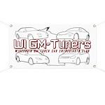 WIGM Multi Car Logo Banner