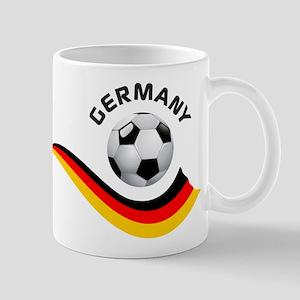 Soccer GERMANY Ball Mug