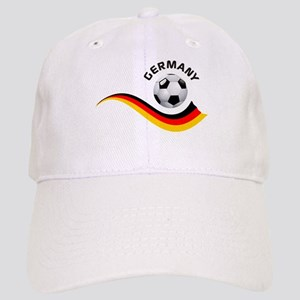 Soccer GERMANY Ball Cap