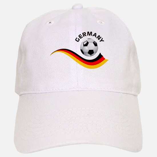 Soccer GERMANY Ball Baseball Baseball Cap
