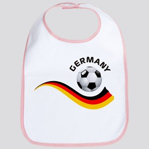 Soccer GERMANY Ball Bib