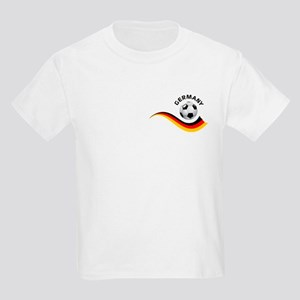 Soccer GERMANY Ball Kids Light T-Shirt
