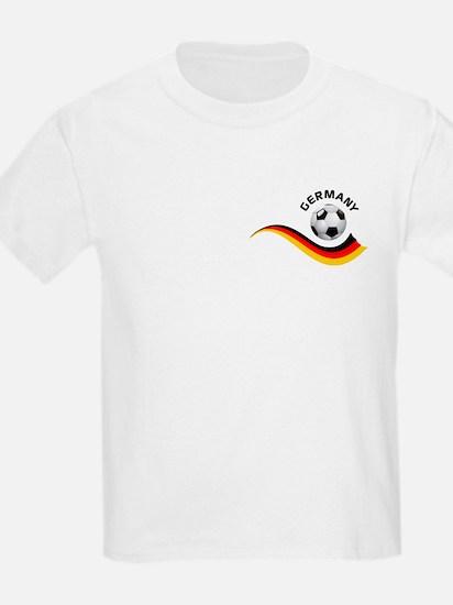 Soccer GERMANY Ball T-Shirt