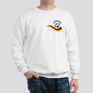 Soccer GERMANY Ball Sweatshirt